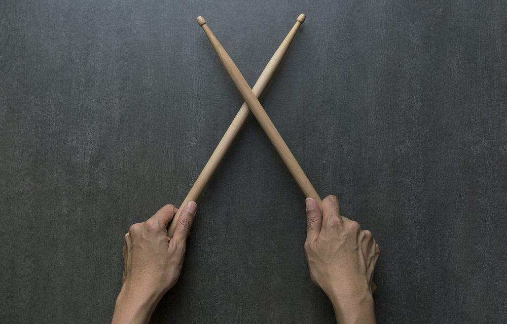 Why do your drumsticks keep slipping? Let's talk about grip.