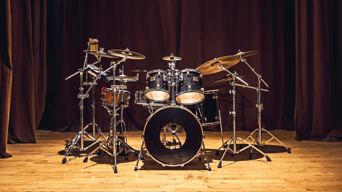 Drum Set Anatomy: A List of the Names of Drums and Their Parts