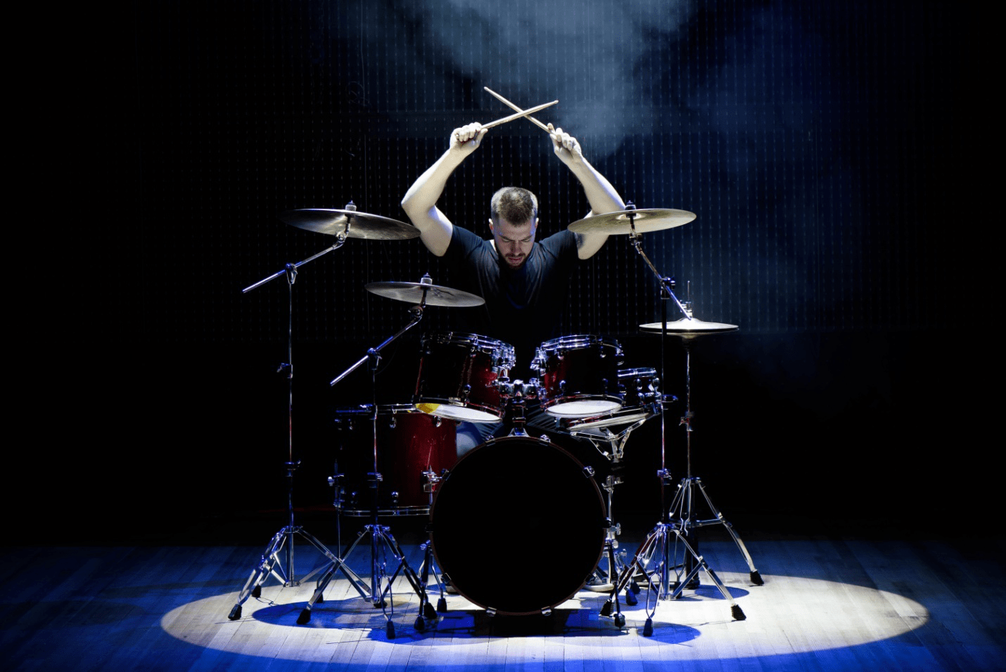 how to become a professional drummer
