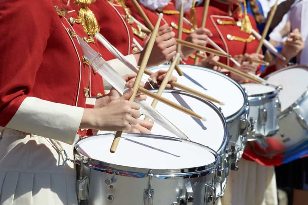 Timeline: The History of the Drum Set