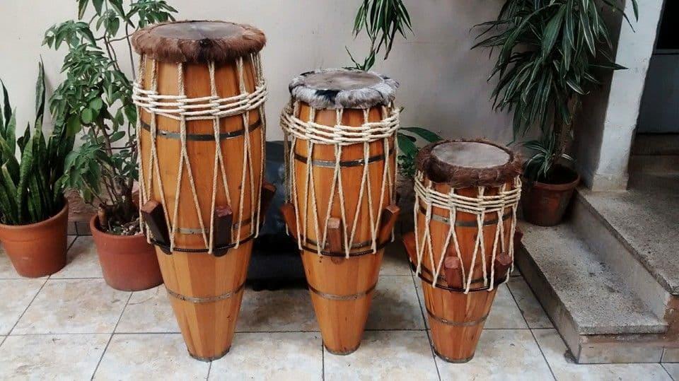 atabaque instrument