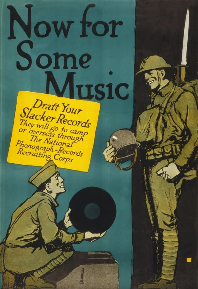 7 Songs about Violence and War