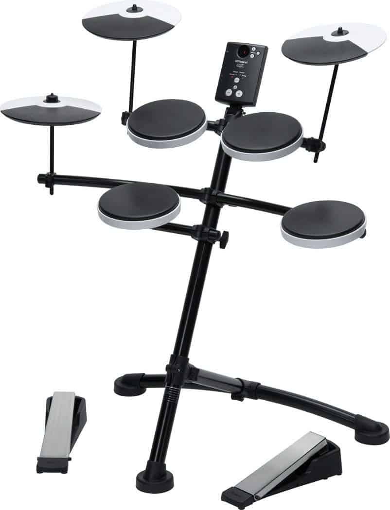 What are the Best Electronic Drums for a Beginner?