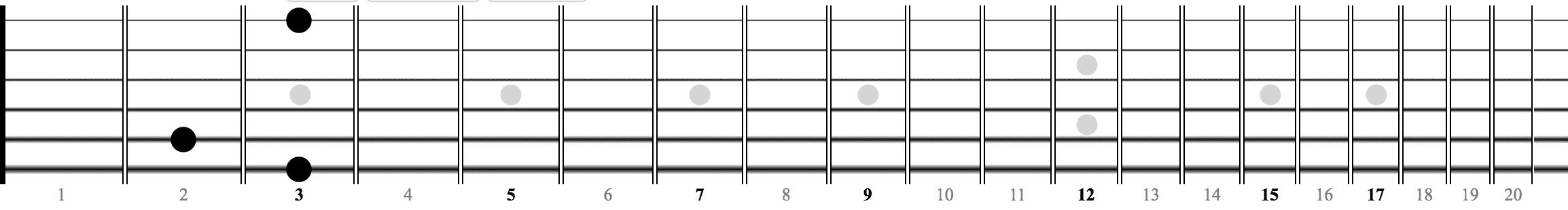 G major chord