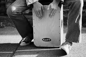 The Drums You Sit On: History and Use of Cajón