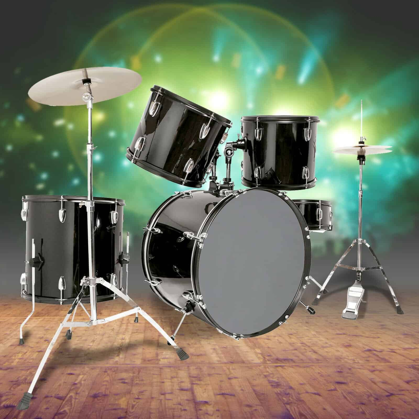 Best Starter Drum Set for a 9 Year Old