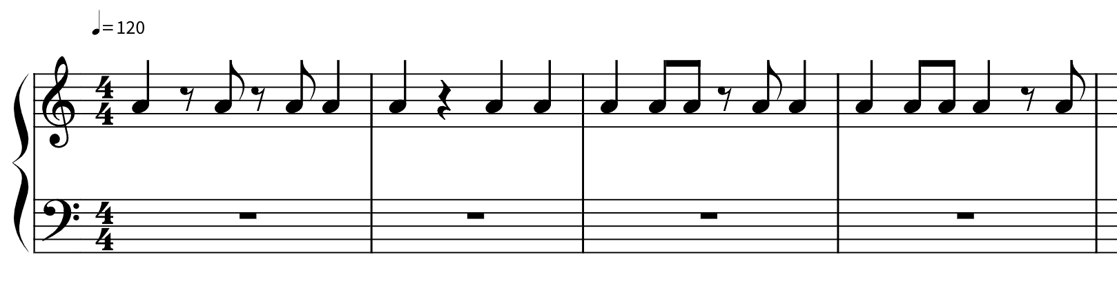 snare drum exercise