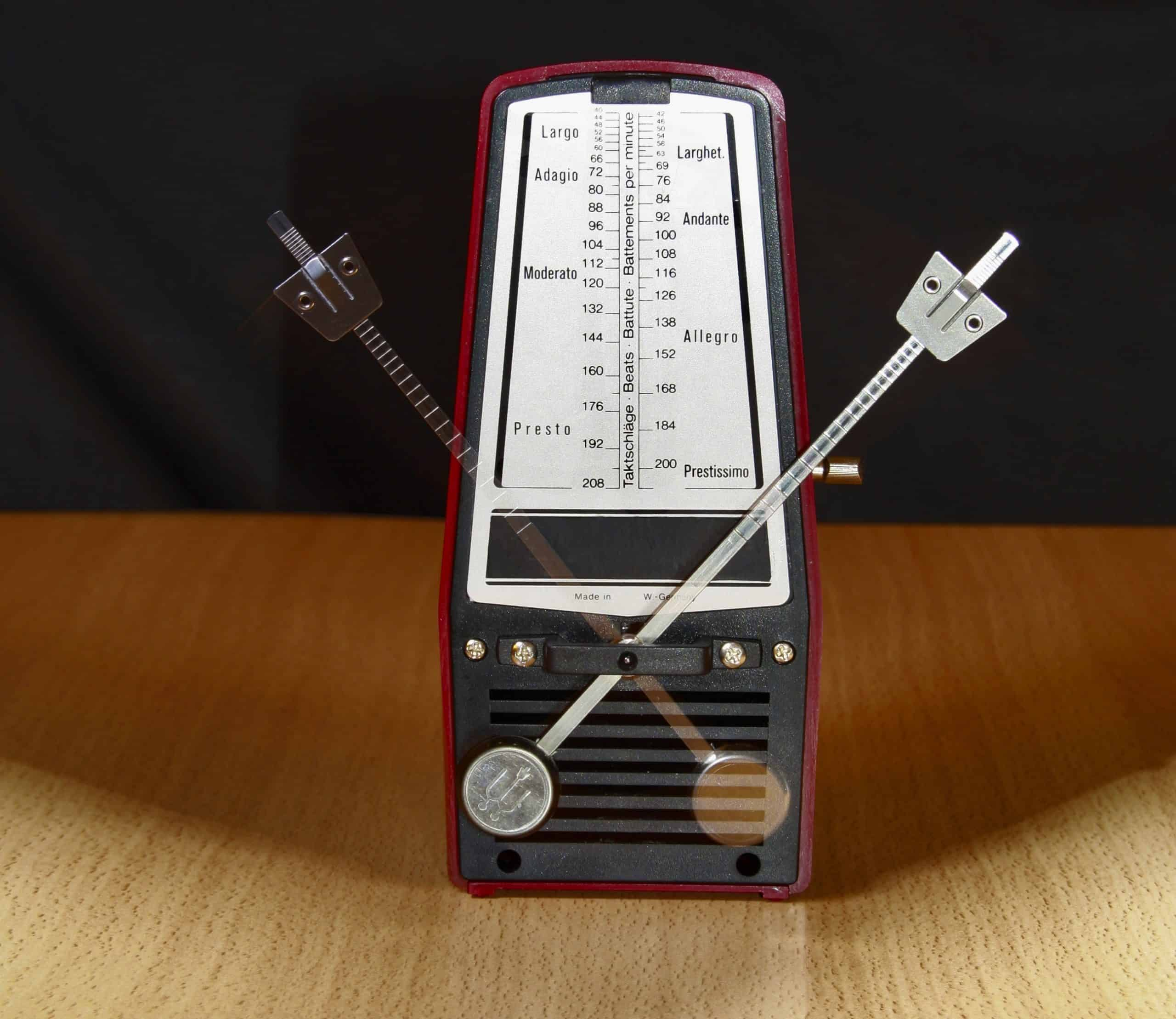 How To Use A Metronome For Drums